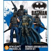 Batman 2nd Edition - Batman Starter Set