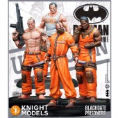 Batman 2nd Edition - Blackgate Prisoners Set