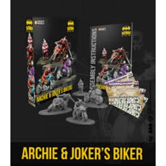 Batman 2nd Edition - Archie and Joker's Bikers