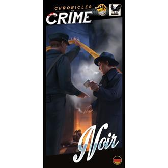 Chronicles of Crime - Noir Expansion
