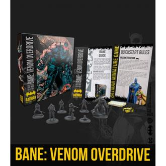 Batman 2nd Edition - Bane Venom Overdrive Batbox Set
